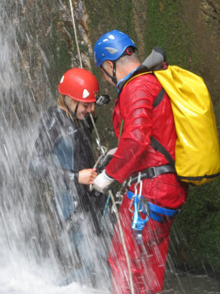 Canyoning Adventure-Tour